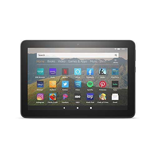 All-new Fire HD 8 tablet, 8' HD display, 32 GB, designed for portable...