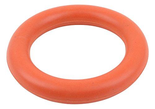 Vinex Tennisring/Wurfring - Durchmesser: 18 cm - Farbe: rot