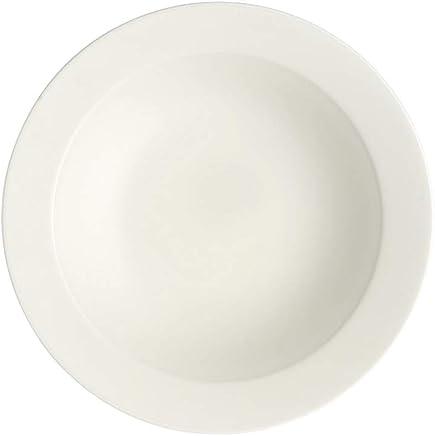 Preisvergleich für Villeroy & Boch Royal Salatschale, Premium Bone Porzellan, Weiß