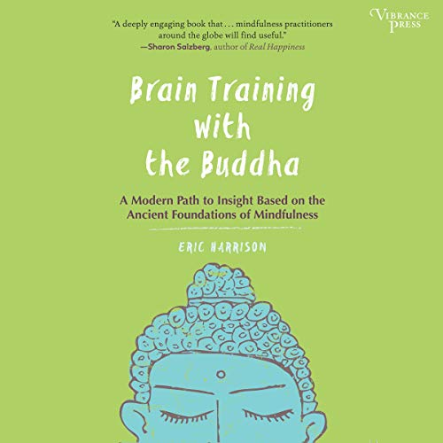 Brain Training with the Buddha audiobook cover art
