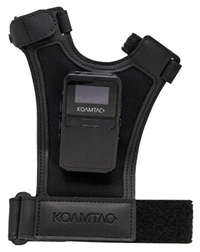 KOAMTAC KDC180H 2D Imager Wearable Barcode Scanner avec Extra Small Finger Trigger Glove for Left Hand