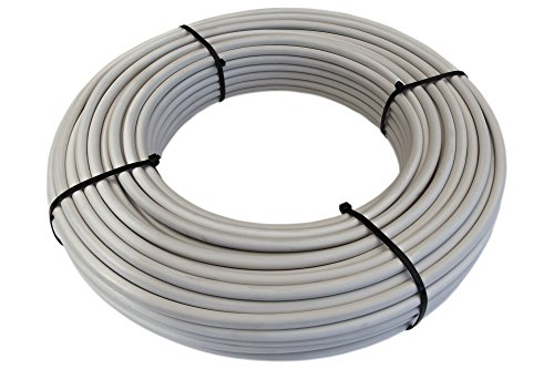 Mantelleitung NYM-J 5x1,5mm² Kabel | 50m Ring, 5 adriges Installationskabel nach DIN VDE 0250-204