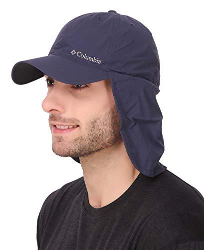 Columbia Schirmmütze mit Nackenschutz Schooner Bank, Nocturnal, One/S, 1447101