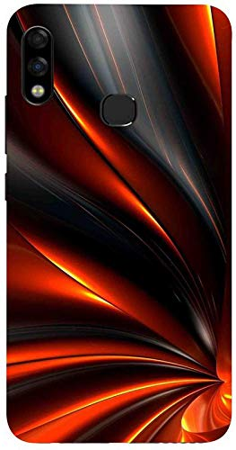 PUTKU CREATIONS Mobile BACKCOVER for Infinix Hot 7 Pro Back Case Cover