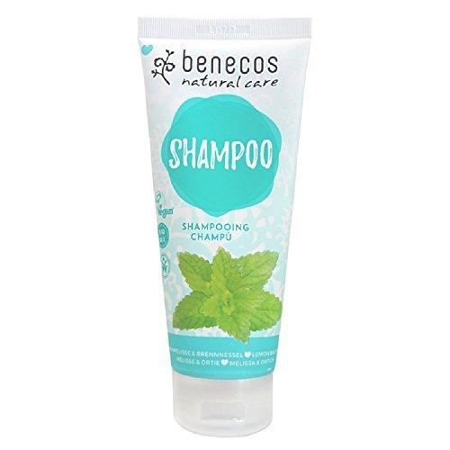Benecos Shampoo Melissa und Brennnessel, 200 ml