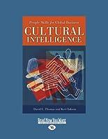 Cultural Intelligence: People Skills for Global Business (Easyread Large)