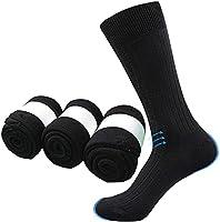 靴下 メンズ ビジネス ソックス 吸汗速乾 春夏秋冬 紳士ソックス 3足の靴下