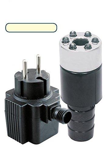 Seliger Quellsteinbeleuchtung Quellstar 600 LED, warmweiß, 77 x Ø 30 mm, 3/4