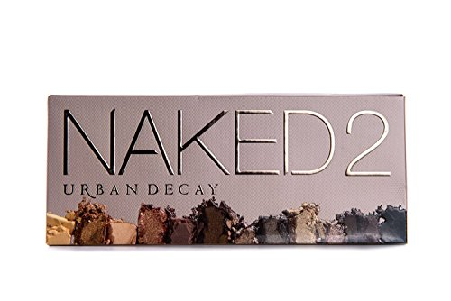 Naked2 Has 12 Pigment-rich, Taupe and Greige Neutral Eyeshadows, Including Five New Shades. by New