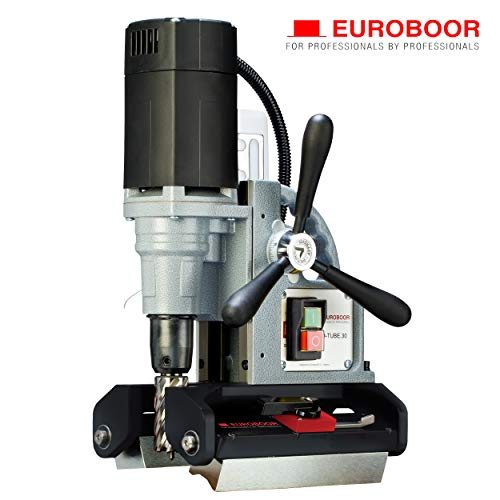 Why Choose EUROBOOR Magnetic Drill Press - 900W / 8.2A Portable Drilling Machine with 1-3/16 Annula...