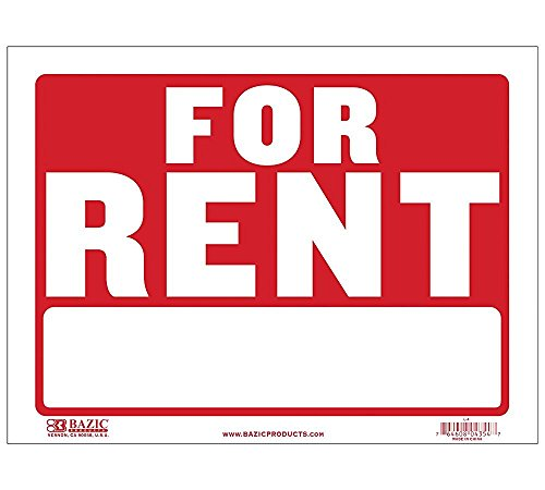 10 best for rent signs 18 x 24 for 2021