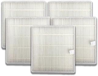5 /× Hepa Filter Upxiang B/ürste Filter Mop f/ür Ilife V50 V5SPRO V5S Staubsauger Ersatzteile 1 /× Prim/ärfilter 5 /× Mopp Kehrroboter Vacuum Cleaner Zubeh/ör Set 10 /× Seitenb/ürste