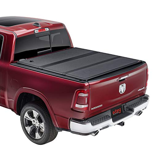 Extang eMax Tonno Soft Folding Truck Bed Tonneau Cover | 72425 | Fits 09-18, 19/20 Classic Dodge RAM 1500/2500/3500 5'7' Bed