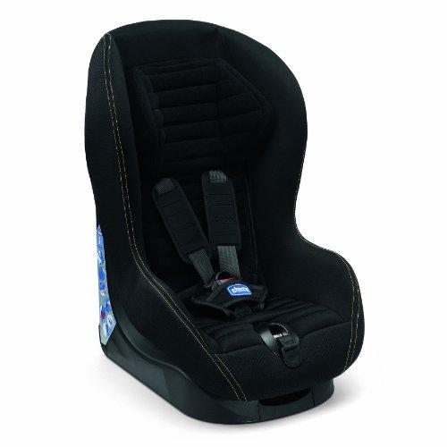 Chicco Seggiolino auto X-Pace Isofix, Colore: Black