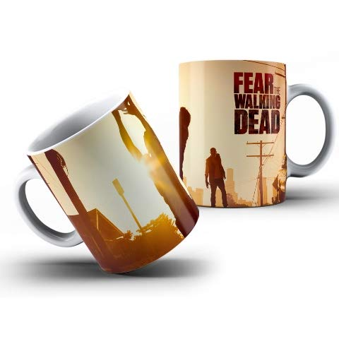 Fear The Walking Dead Caneca Mundo Series 5