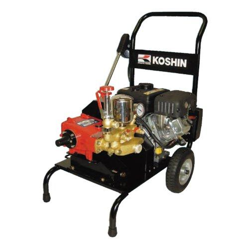 工進(KOSHIN) エンジン式 洗浄動噴 (動力噴霧器 / 高圧洗浄機) DM-30