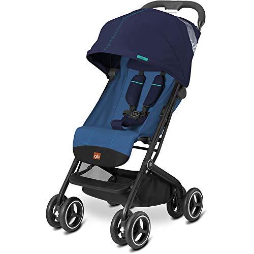 Goodbaby Go 616240034 Qbit Plus Baby Poussette Seaport Bleu par The Good bébé