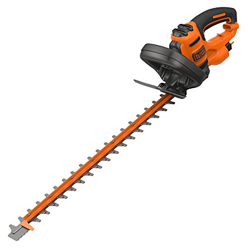 BLACK + DECKER BEHTS501-GB B/DBEHTS501 Hedge Trimmer, 600 W, 240 V, 60 cm