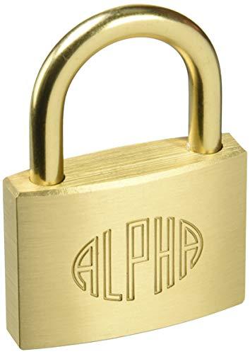アルファ 南京錠 標準タイプ 1000-45