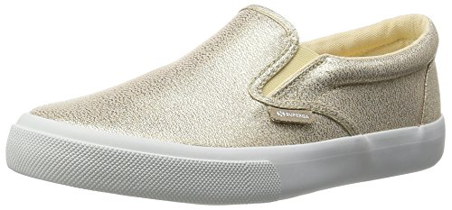 adidas 2311 Lamew Slip On, Zapatillas sin Cordones Mujer, Dorado (Gold Gold), 36 EU