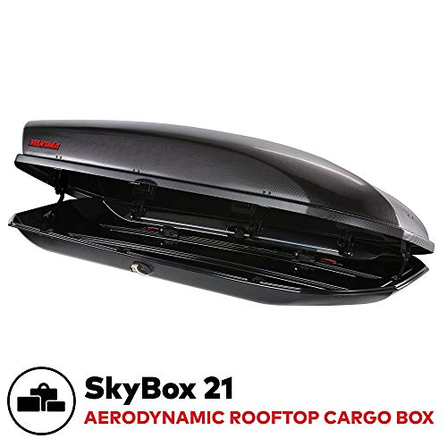Skybox 16 Carbonite Cargo Box by Yakima