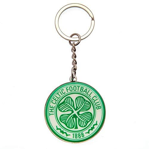 Celtic FC Keyring (One Size) (Multi-Color)