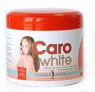 Mama Africa Caro White Cream 450 ml