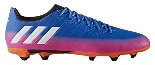 adidas Unisex-Erwachsene Messi 16.3 FG BA9838 Sneaker, Mehrfarbig (Indigo 001), 44 EU