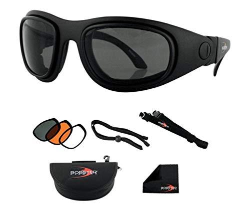 Kompatibel mit / Ersatz für Bobster-Brillen für Motorräder und Scooter, Sport and Street 2 Convertible -BSSA201AC