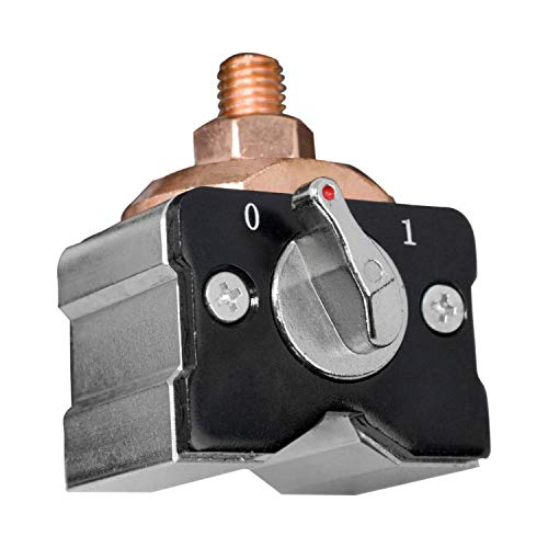Strong Hand Tools, PowerBase, Grounding Magnet, 300A @ 60% Duty Cycle, 44 LBS Magnetic Force, On/Off Switch, Machined V Surface, Copper Connector Stud, GM203