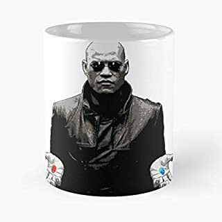 The Matrix Red Pill Or Blue Classic Mug - Best Gift Coffee Mugs 11 Oz