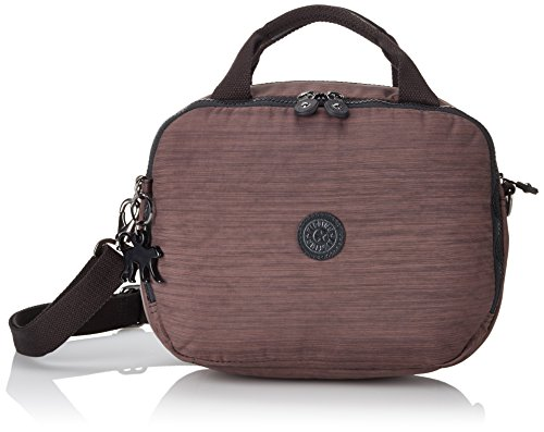 Kipling K14279B57 Beauty Case, 29 cm, Sintetico, Marrone