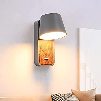 Combinación de madera y aluminio: Muy decorativa y funcional. La combinación de estos dos elementos facilita la incorporación de la lámpara con otros elementos en multitud de ubicaciones. De estilo nórdico te transmitirá mucha armonía allá dónde elij...