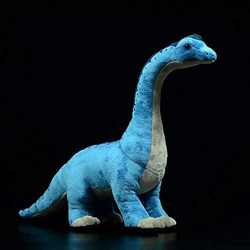 KXCAQ 36cm Lindo y Suave Brachiosaurus Peluche de Juguete de Dinosaurio de la Vida Real Regalo de Juguete de Peluche para niños niños y niñas Regalos de cumpleaños 36cm Brachiosaurus