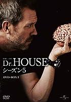Dr.HOUSE/ドクター・ハウス  シーズン5  DVD-BOX 2