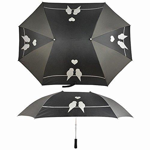 Esschert Design Partnerschirm, Regenschirm