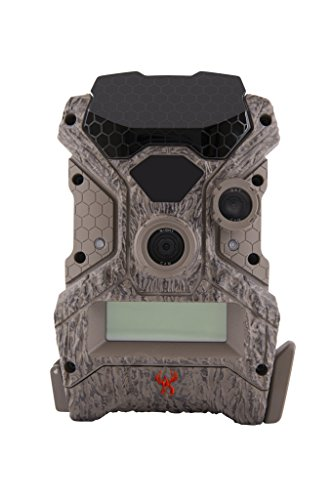 Wildgame Innovations Rival Cam 18 Tru bark HD Lights Out Black Flash Trail Camera