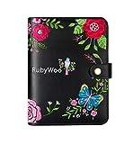 Rubywoo Tagebuch, Reise-Notizbuch, Kalender-Ringbuch, Terminplaner, Ersatz für monatliche, wöchentliche Tagesplaner, persönliche Notizen