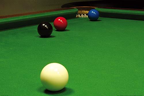 1art1 Billard - Snooker, Free Ball-Situation Poster 91 x 61 cm