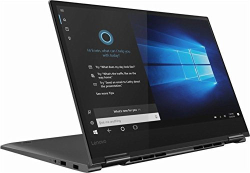 New 2018 Lenovo Yoga 730 2-in-1 15.6' FHD IPS Touch-Screen Laptop, Intel i5-8250U, 8GB DDR4 RAM, 256GB PCIe SSD, Thunderbolt, Fingerprint Reader, Backlit Keyboard, Built for Windows Ink, Win
