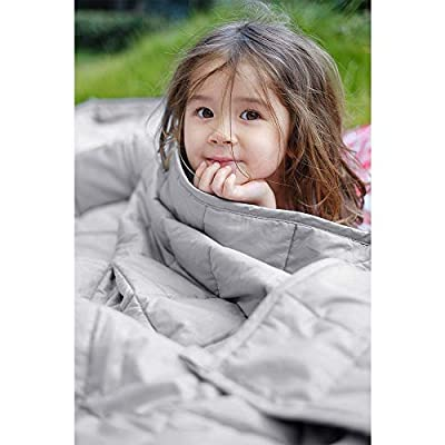 ZonLi Kid Weighted Blanket 5 lbs(36''x4...
