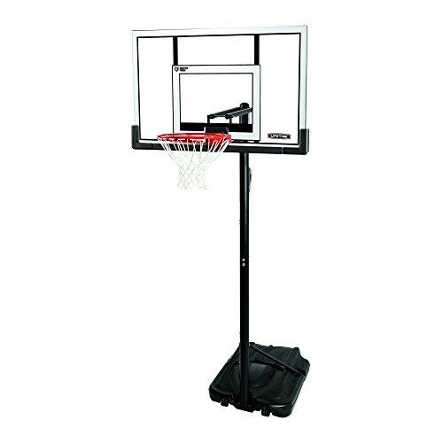 Lifetime 90176 Portable Basketball System, 52 Inch Shatterproof...