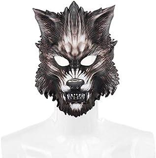 Amazon.es: mascara hombre lobo niño