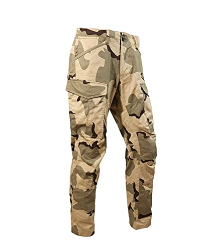 QNONAQ Pantalones Overoles Pantalones De Carga De Múltiples Bolsillos para Hombres Camuflaje Militar Pantalones Tácticos De Escalada Al Aire Libre Senderismo Pantalones Deportivos