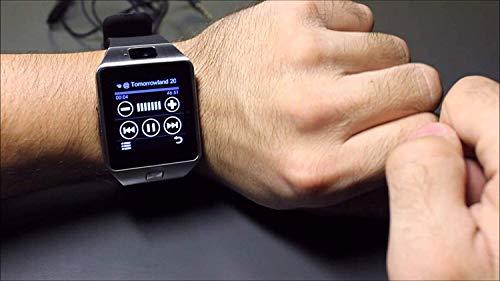 B M C Bluetooth Smart Watch, Activity Tracker for Men, Fitness Tracker Smartwatch (Deez Watch)
