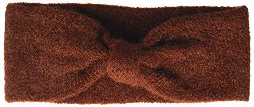 PIECES Damen PCJOSEFINE Wool Headband NOOS Stirnband, Rot (Picante Picante), (Herstellergröße: One Size)