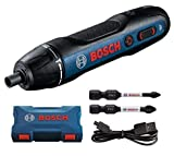 Electric Screwdriver Kit, 3.6V Wireless Driver 2 Kit Smart Screwdriver Mini Power Tool with Standard Screwdriver Bits Drill Kit for Home Office Watch Camera Laptop【US Fast Shipment】 (Black)