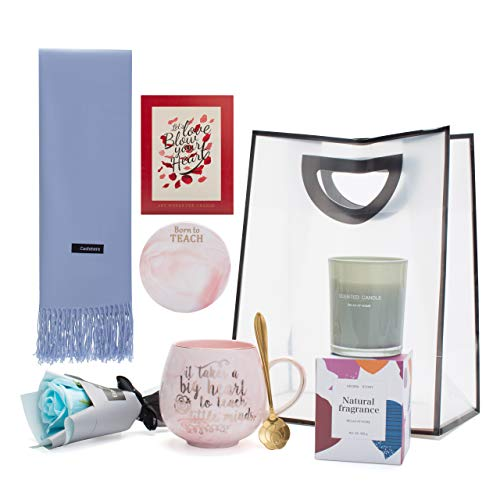Assorted gifts for teachers