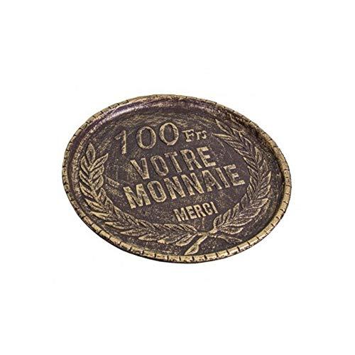 Antic Line – leere Tasche Rendu de Monnaie 100 Francs