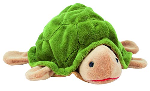 Beleduc 40110 - Handpuppe Schildkröte, Bewährt im Kindergarten